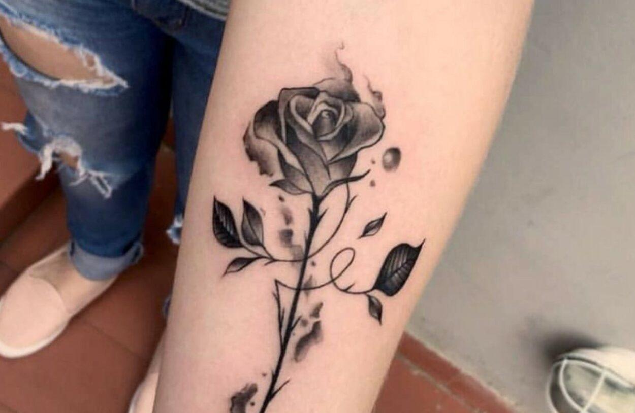 Fotos de Tatuagem feminina grande