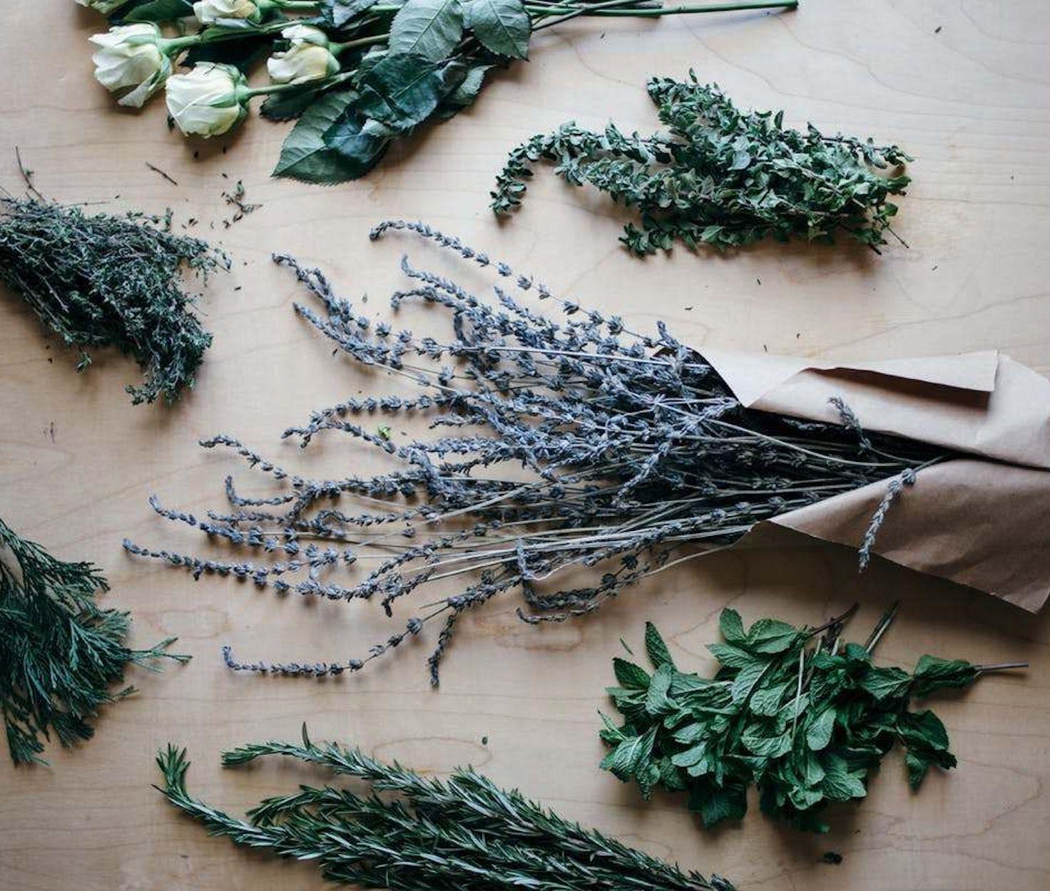 how to make natural incense