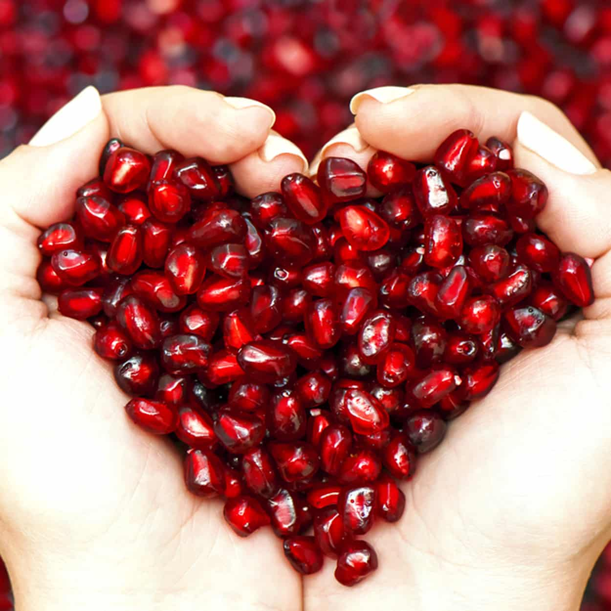 pomegranate for new year