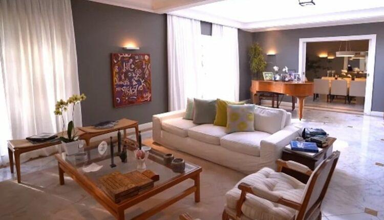 Casa do participante do BBB21
