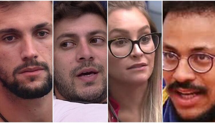 Imagem de Arthur, Caio, Carla e João