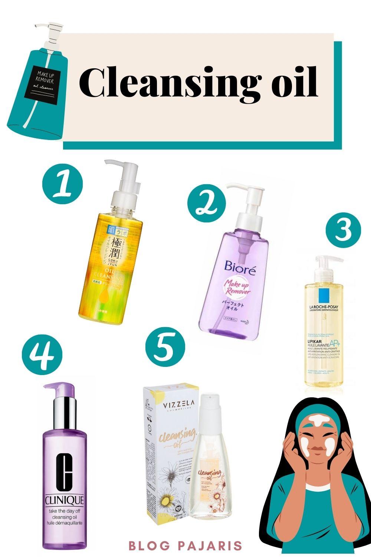 Make-up removing oil (1)