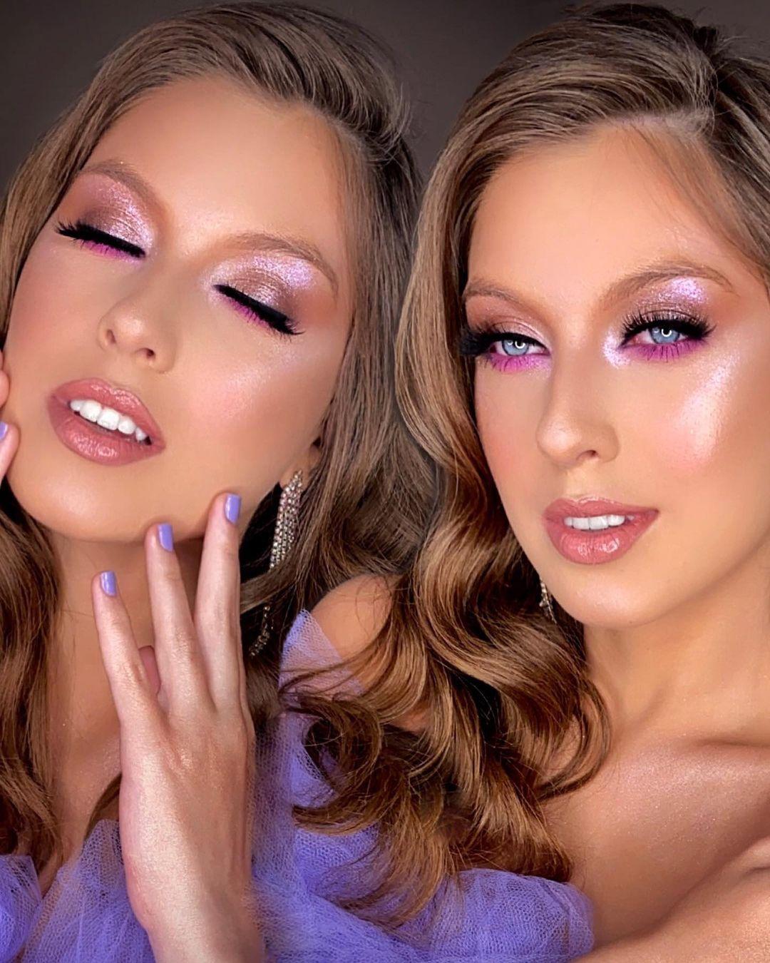 shine makeup 13
