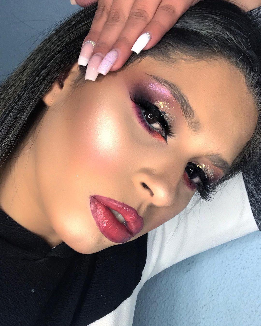 shine makeup 15