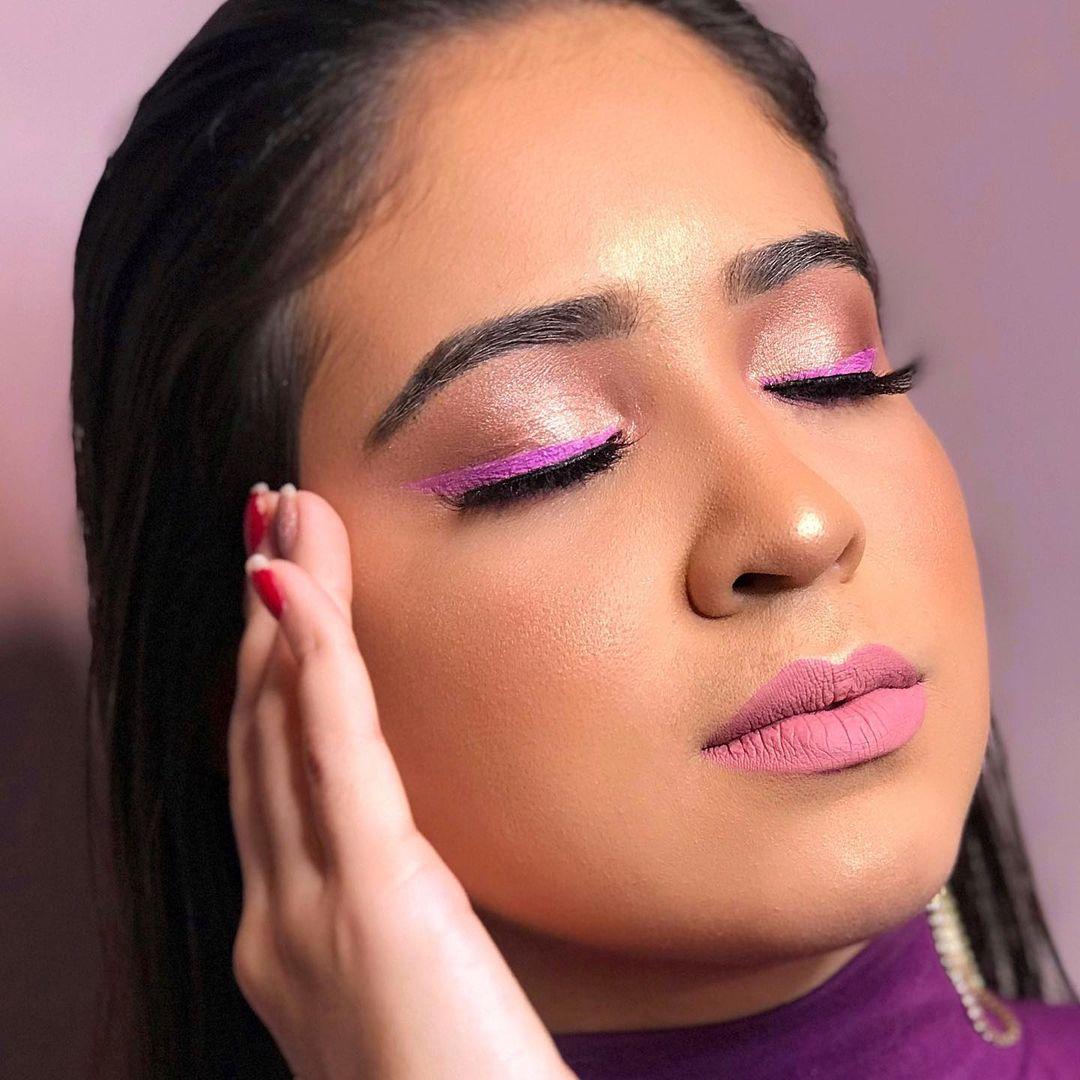 shine makeup 16