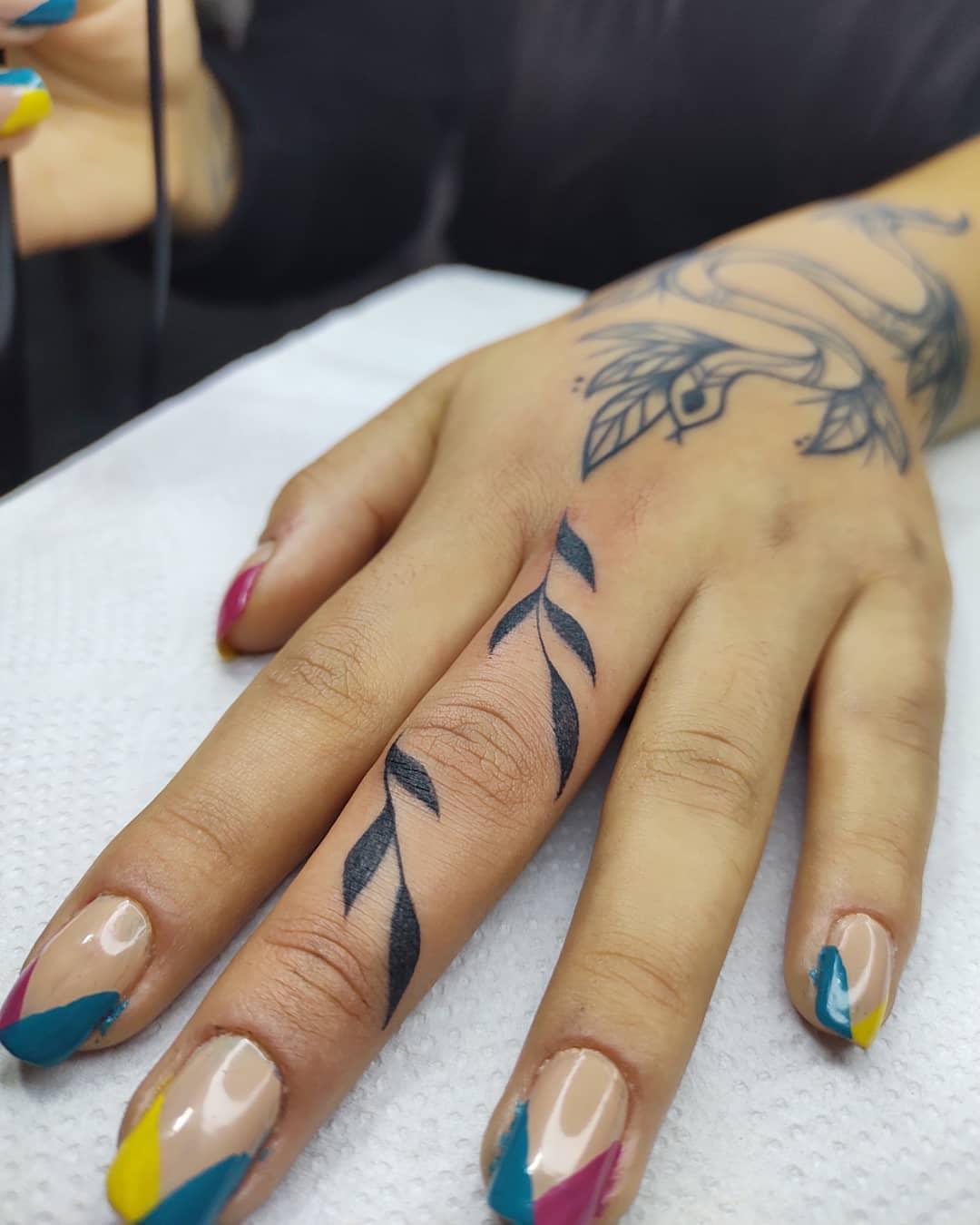 branch tattoo 7