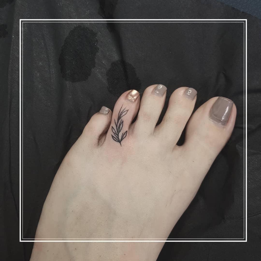 Branch Tattoo 9