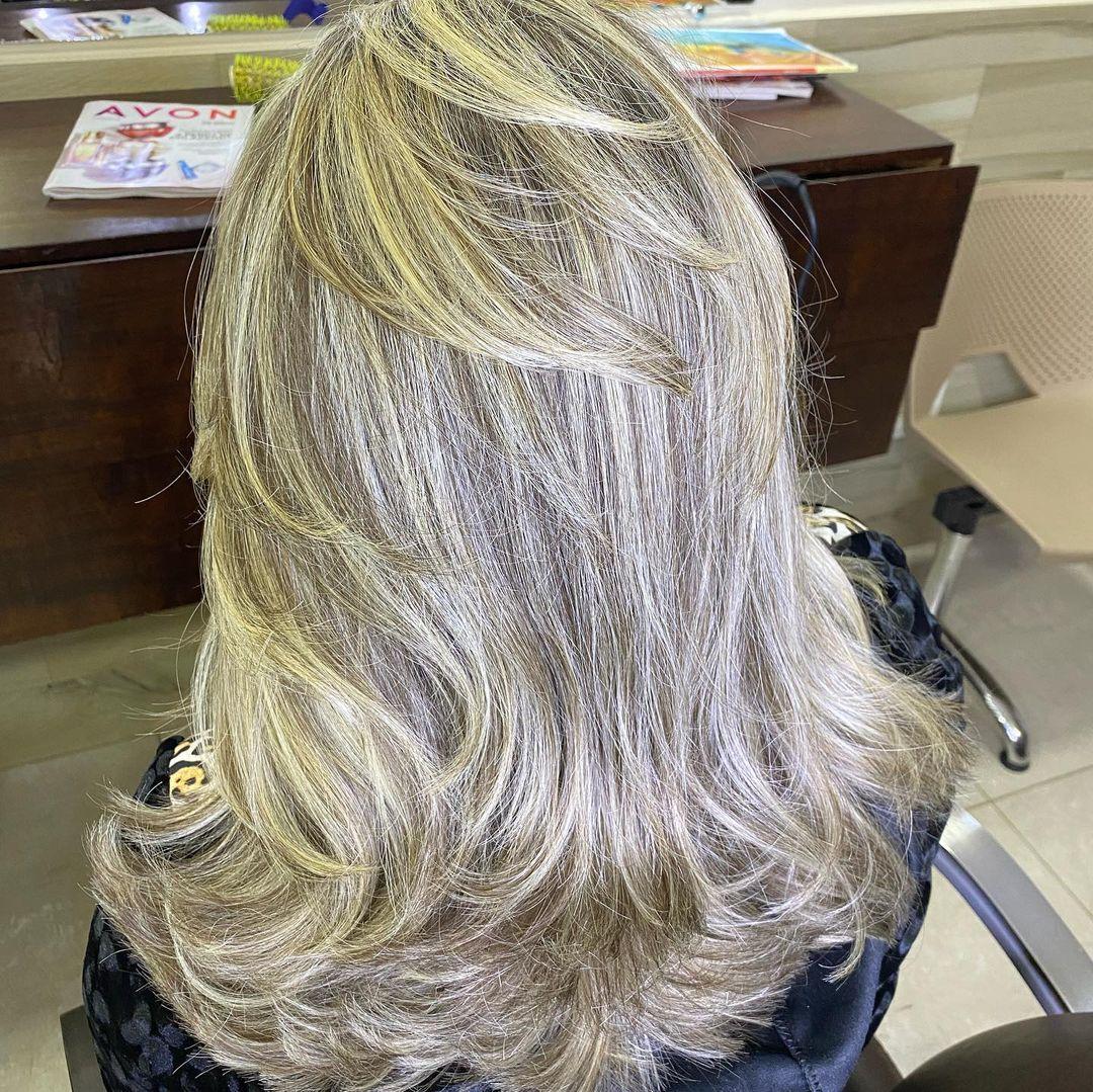 Long Haircut 16