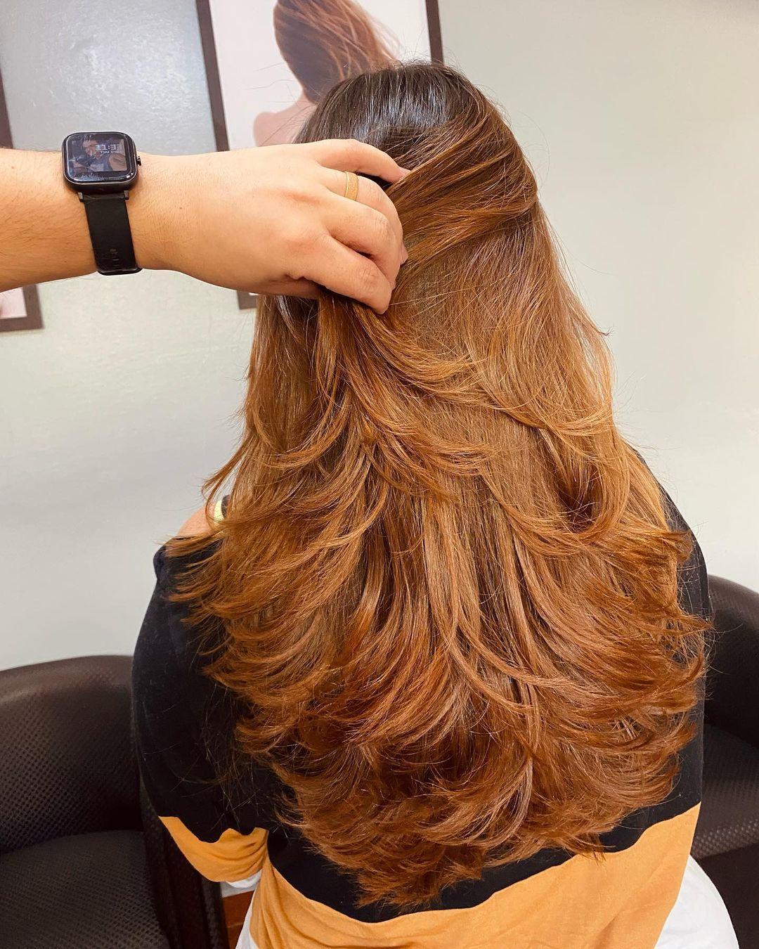 Long Haircut 17