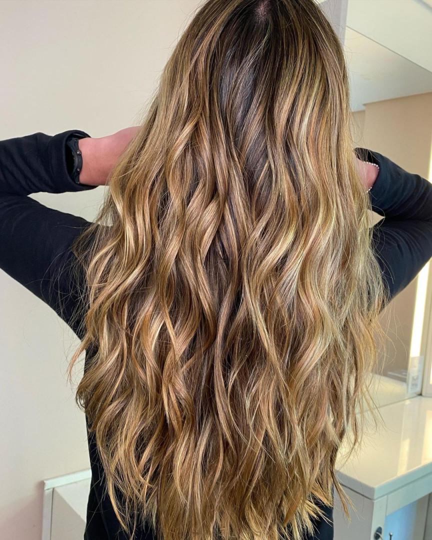 Long haircut 22
