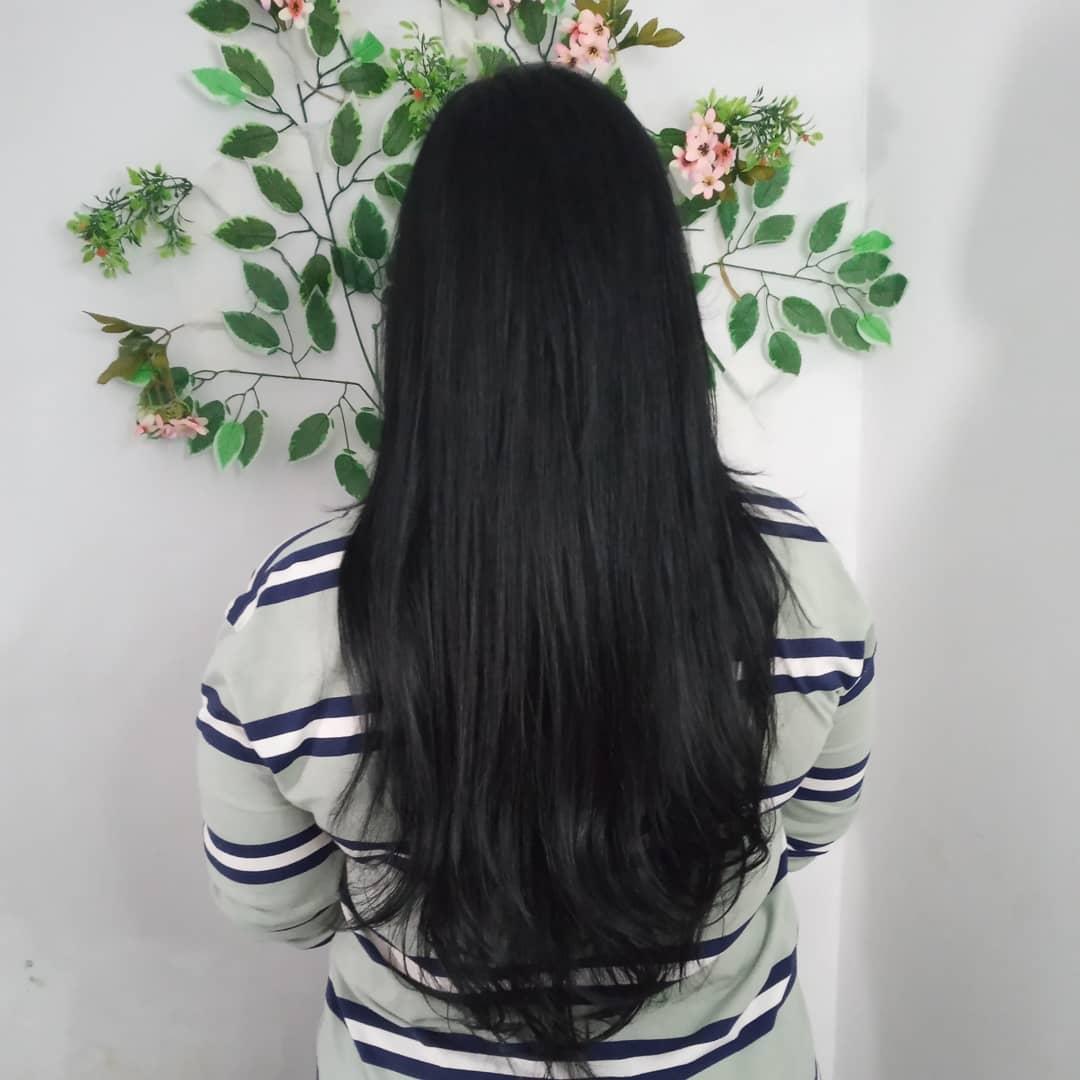 Long haircut 4