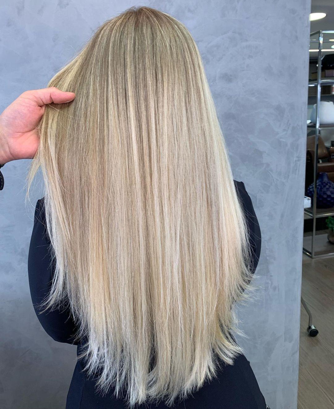 Long haircut 6