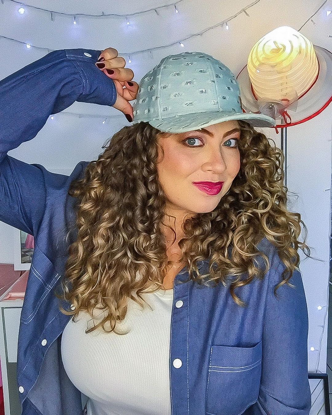 curly hair accessory 8