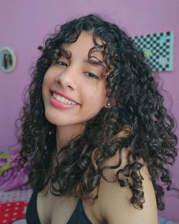 medium hair with bangs 19