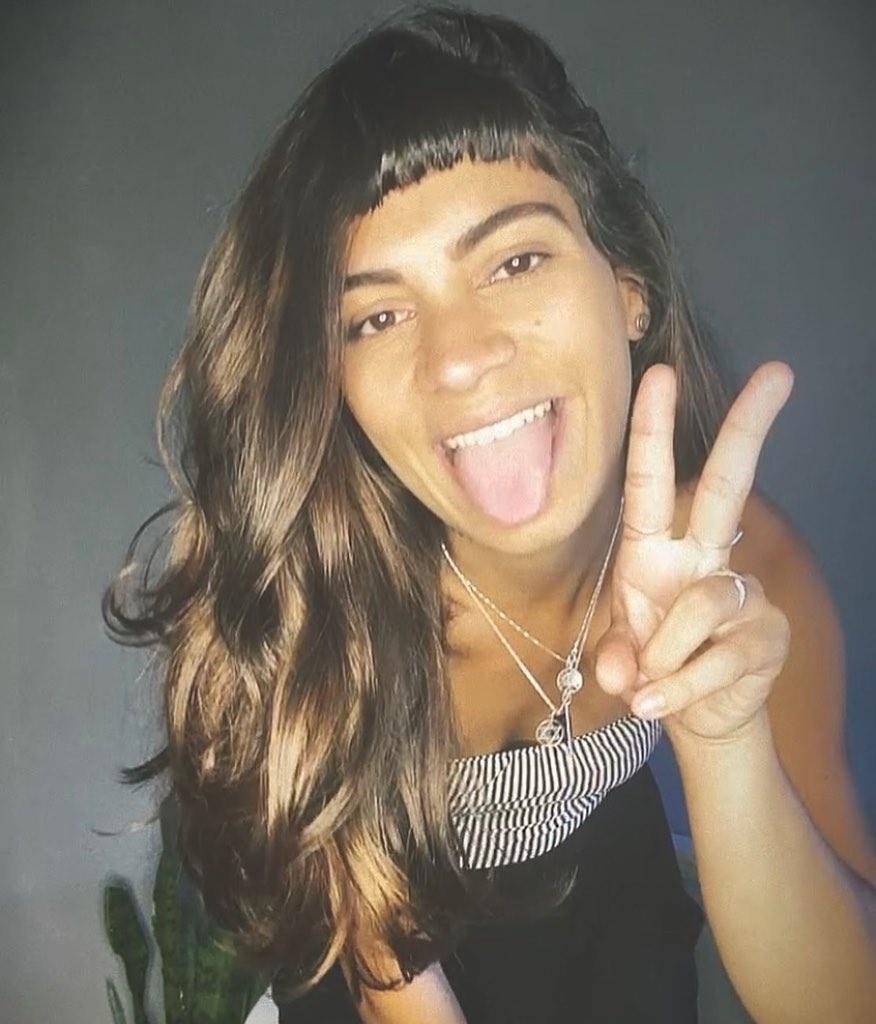 medium hair with bangs 7