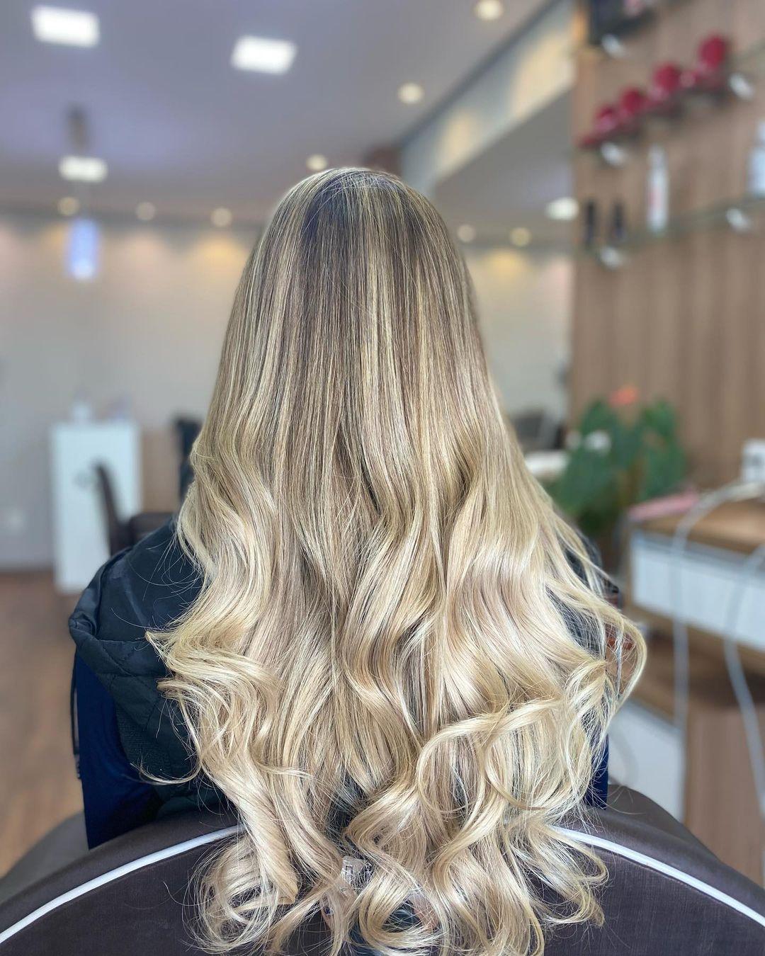 golden blonde 14
