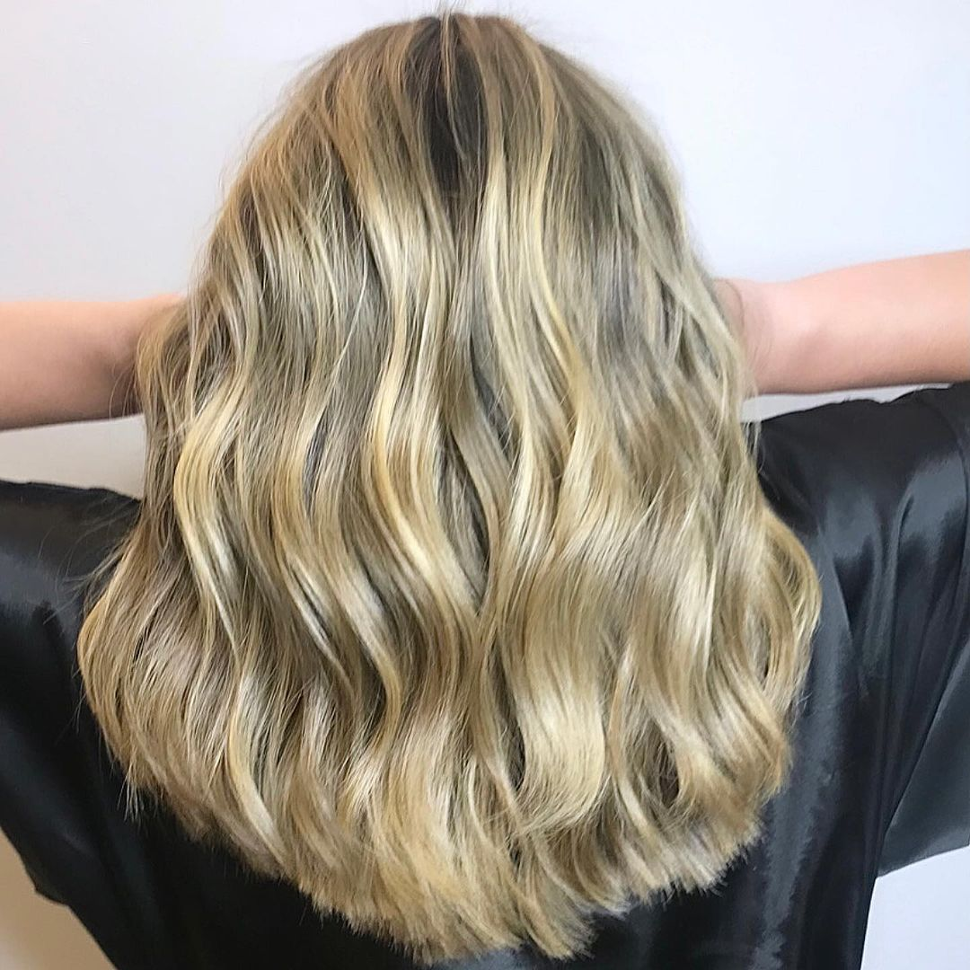 golden blonde 9
