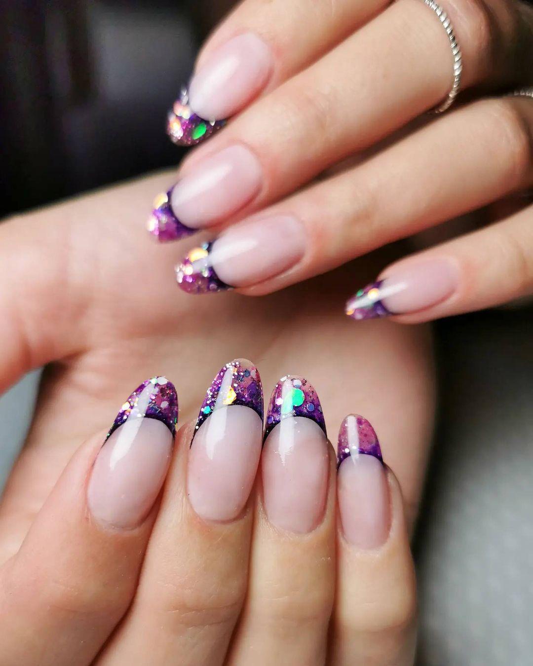 light nails with francesinha 23